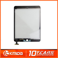 Most professional china supplier touch for ipad mini touch digitizer assembly