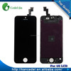 Best price mobile phone spare parts lcd for Iphone 5s lcd touch screen