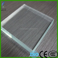 Clear Laminated Glass Door Supplier