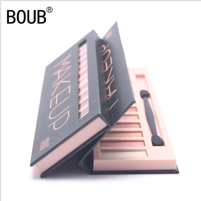 Hot <strong>COSMETIC</strong> AND MAKEUP Eyeshadow Bronzers Highlighters BOUB Professional Makeup Palette