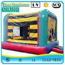 Outdoor commercial custom made high quality inflatable castle toy for sale