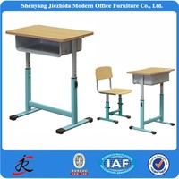 standard size single school desks cheap price student chair children classic wooden adjustable kids study table designs