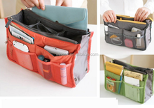 multifunction fashionable portable organizer makeup hanging toiletry travel bag