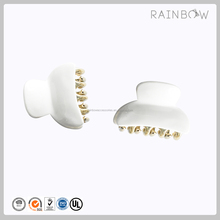 Hair accessories manufacturers china mini acrylic hair claw clips