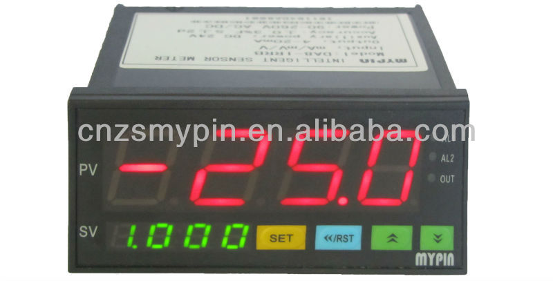 RS485 Weight indicator in industrial (LM8-VR4D)