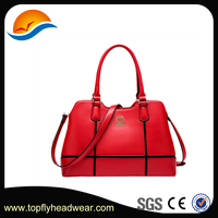 Factory Genuine Leather Customized Lady Handbag