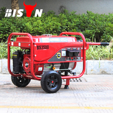 BISON(CHINA) BS3500P(M) 2.8KW Best Home Power Generators, Sound Proof Generator, Portable Gasoline Generator 3KV