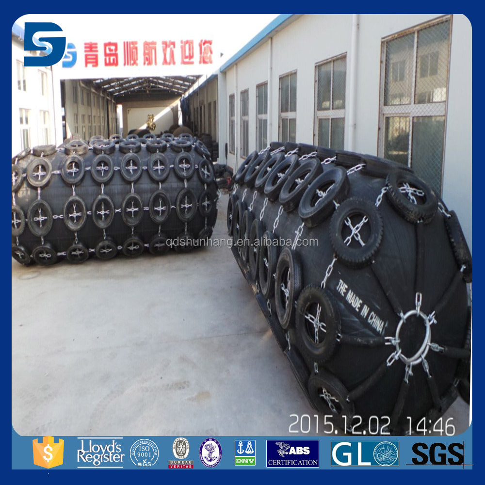 Chinese factory boat protection marine fender with best price