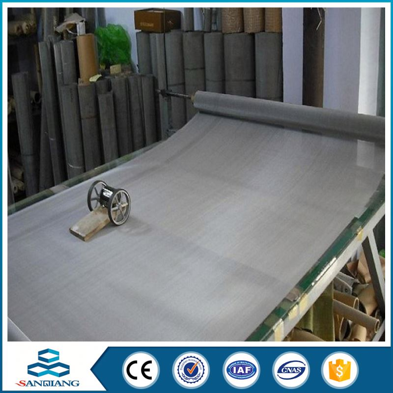 High Precision 50 Micron Stainless Steel Wire Mesh