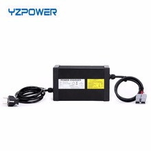 Hot Sale 1S 4.2V 40A lithium battery charger for 3.7 li-ion battery pack use for rickshaw