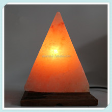 Natural Air ionizer Electric Therapeutic Salt Lamps