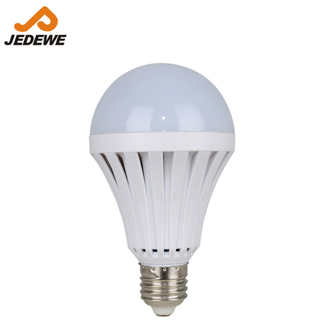 China Supplier 5w 7w 9w 12w rechargeable led emergency bulb,e27 emergency led lighting,rechargeable e27 7w led bulb emergency