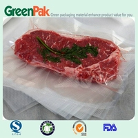 wholesale pa/pe food vacuum pack bags for meat