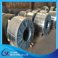 0.33mm narrow width galvanized slit coil/ strips in coils