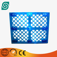 Hot sale cheap euro pallet size, HDPE used plastic pallet prices