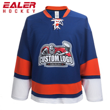 Sublimation/emboridered Logo/Name/Number Maple Leaf Team Set Hockey Jerseys
