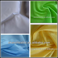 Chinese factory taffeta polyester fabric