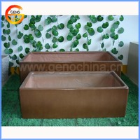Hot selling Outdoor garden trough planter for sale