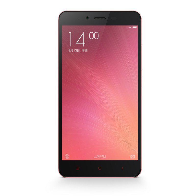 Hot Sell Original Xiaomi Redmi Note 2 Android5 large screen 5.5 inchIPS LCD capacitive touchscreen smart phone