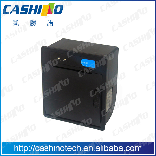 58mm RS232/TTL/USB kiosk ticket thermal printer for automatic ticket vending printer