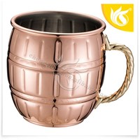 new product copper beer mug