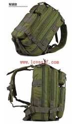 Military cordura bags camping equipment China Men's Outdoor Mountaineering use / Tactical backpack use / Army use