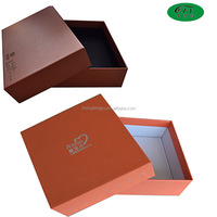 Hot Sale Custom Paperboard Gift Packing Box & Hair Extension Box