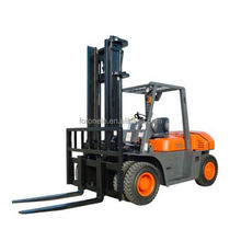 Factory counterbalancing fork truck lift truck fork extensions toyota forklift price