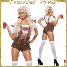 Sexy maid wench beer oktoberfest costume