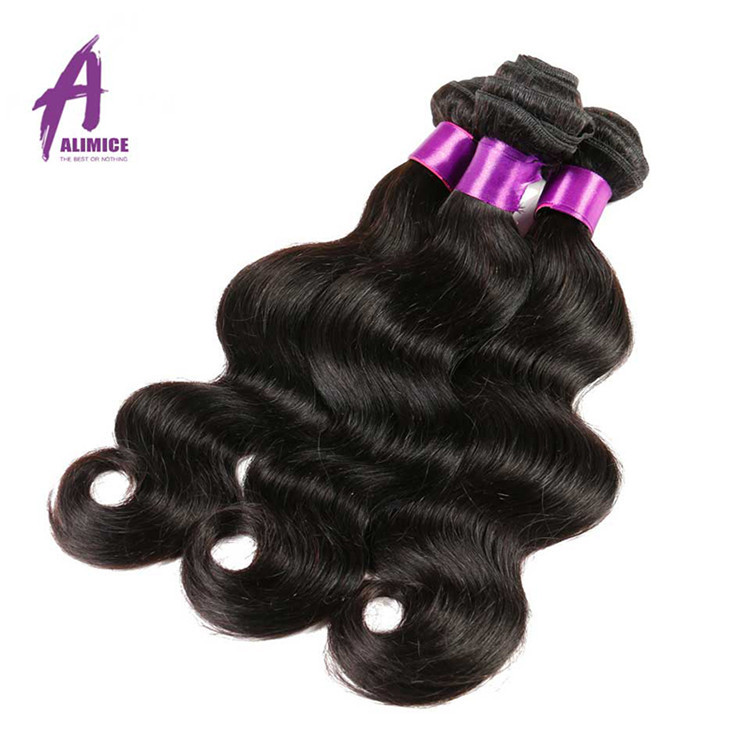 Brazilian Full and Intact Cuticle Sew in weaving, Wholesale suppliers 100 percent dyeable Virgin Human hair extension