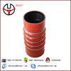 Straight flexible turbo reducer silicone wire hose