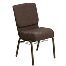 Metal frame chairs church auditorium chairs for sale