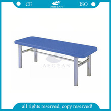AG-ECC05 CE ISO Stainless Steel hospital examination bed for patient