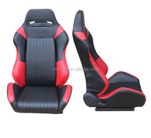 JDM Universal Sport Racing Seats (Pu leather material)