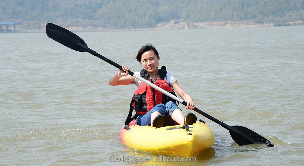 Pedal boat fishing kayak with rudder buy pedal boat for Fishing kayak with pedals
