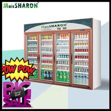 Hot selling energy drink fridge with low price