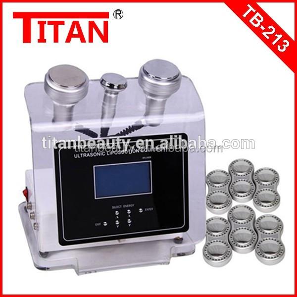 TB-213 Portable cavitacion machine ultrasonic liposuction cavitation fat reduction beauty equipment for sale
