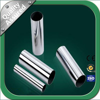 316L Cold Rolled Stainless Steel Tube