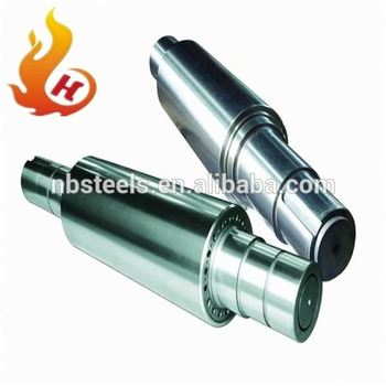 forging steel cast iron roll,customized casting rolling mill roll