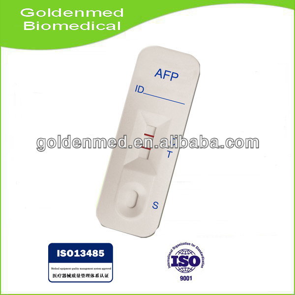 Rapid diagnostic test device / AFP Alpha-fetoprotein rapid test kit for sale