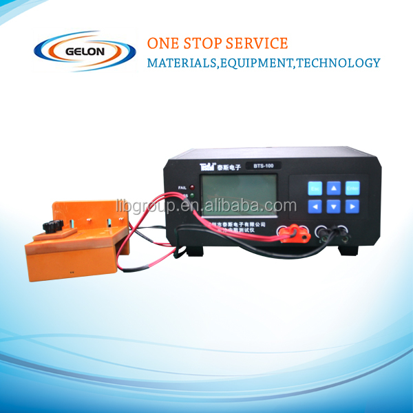 Li Ion Battery Tester Machine, Finished Battery Analyzer