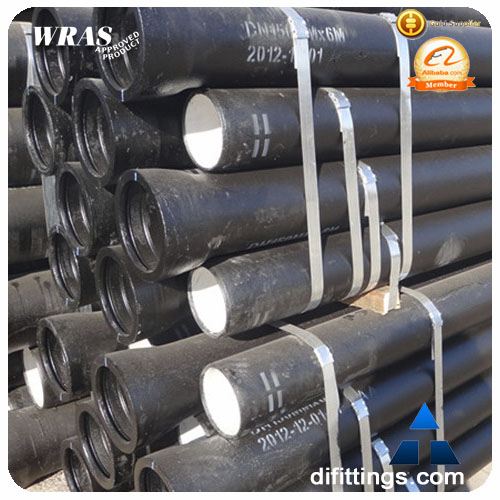Weight cement lined ductile iron pipe rates
