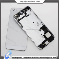 Wholesale original for iphone 5 back cover housing replacement factory price