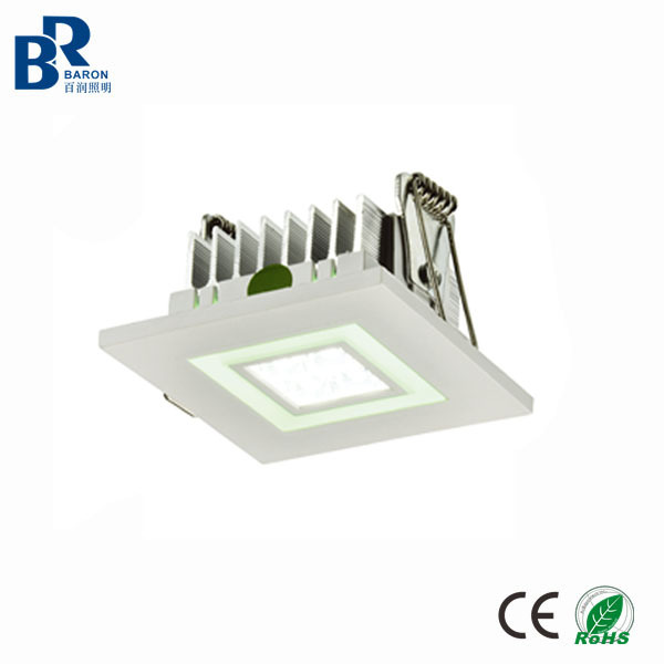2014 Hot sale 9+3 W surface mounted led ceiling light with two color BR-5014