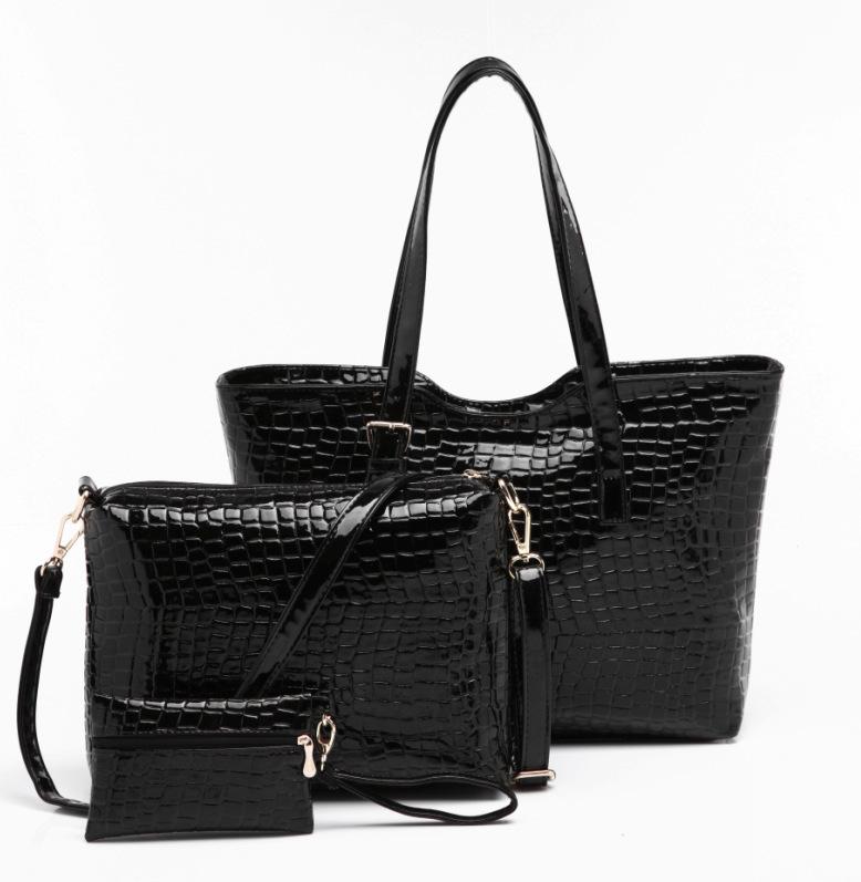 Get Quotations · 2015 new trend women bags crocodile pattern purses and handbag  shoulder messenger bag female bags 3 4a69a175c9