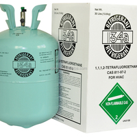 99 9 Purity Refrigerant Gas R134A