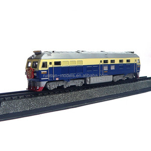 1:160 scale die cast the China Railway DF4D toy locomotive model