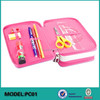 Wholesale custom pencil case with compartments for Kids