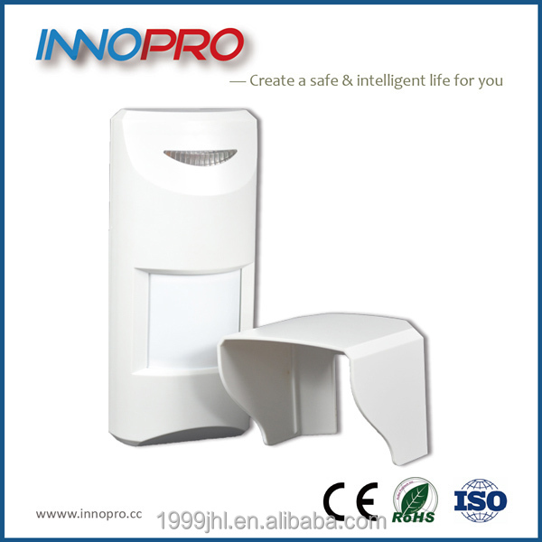 Outdoor home auto-dial security alarm sensor system (Innopro ED692)