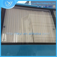 Beautiful Hot Sale Cream Color Bus Window Cotton Curtain